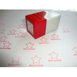 Stempel rode ster