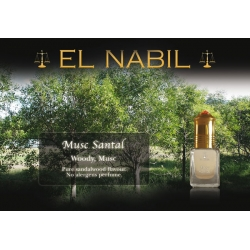 El Nabil parfum - Musc Santal