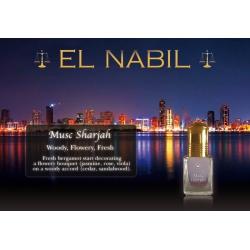 El Nabil parfum - Musc Sharjah