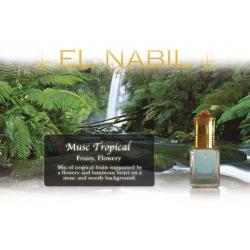 El Nabil parfum - Musc Tropical
