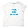 T-shirt 100% mini muslim