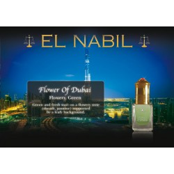 El Nabil parfum - Flower of Dubai