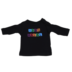 T-shirt 100% halal