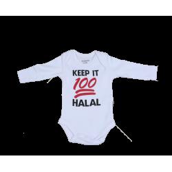 Rompertje Keep It 100 Halal