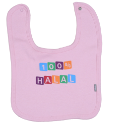 Slabbetje 100% Halal