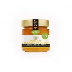 Honing kaneel & citroen