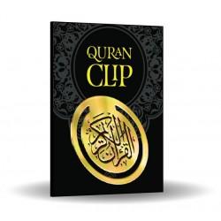 Quran clip goudkleurig