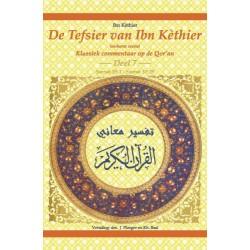 Tafsir Ibn Kathir Deel 7