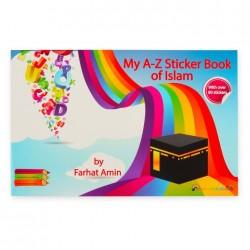 Kleur- en stickerboek thema islam