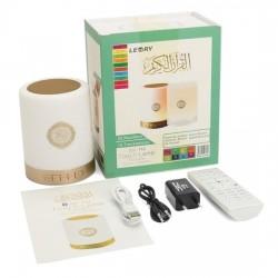 Koran speaker lamp