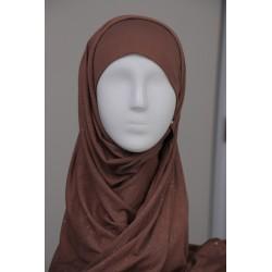 Instant hijab glitter