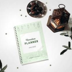 Ramadan Planner schema - Gratis download
