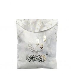 Cadeau/snoepzakjes Eid wit