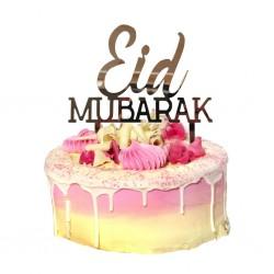 Eid Mubarak taarttopper