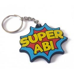 Sleutelhanger Super Abi