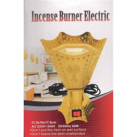 Bukhour brander elektrisch