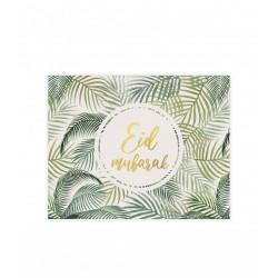 Complete set Eid Mubarak Tropical lijn