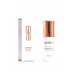 Note 33 parfum - Amber & Musc