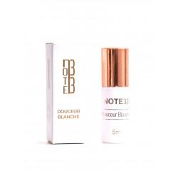 Note 33 parfum - Douceur Blanche