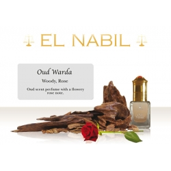 El Nabil parfum - Oud Warda