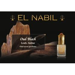 El Nabil parfum - Oud Black