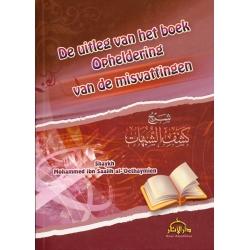 De uitleg van het boek \'Opheldering van de misvattingen\'