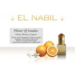 El Nabil parfum - Flower of Soudan