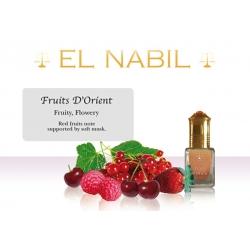 El Nabil parfum - Fruit d\'Orient