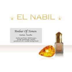 El Nabil parfum - Amber of Yemen