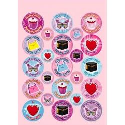 Meisjes Sticker Set