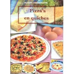 Pizza\'s en quiches