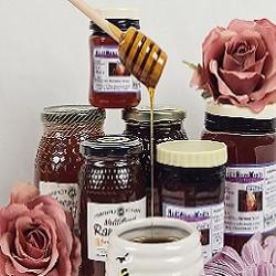 Ontdek onze kruiden en honingen